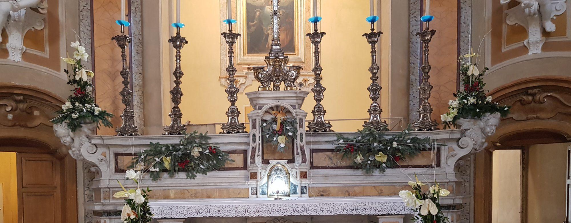 """Parrocchia """"San Giuseppe dei Vecchi e Immacolata di Lourdes"""""""